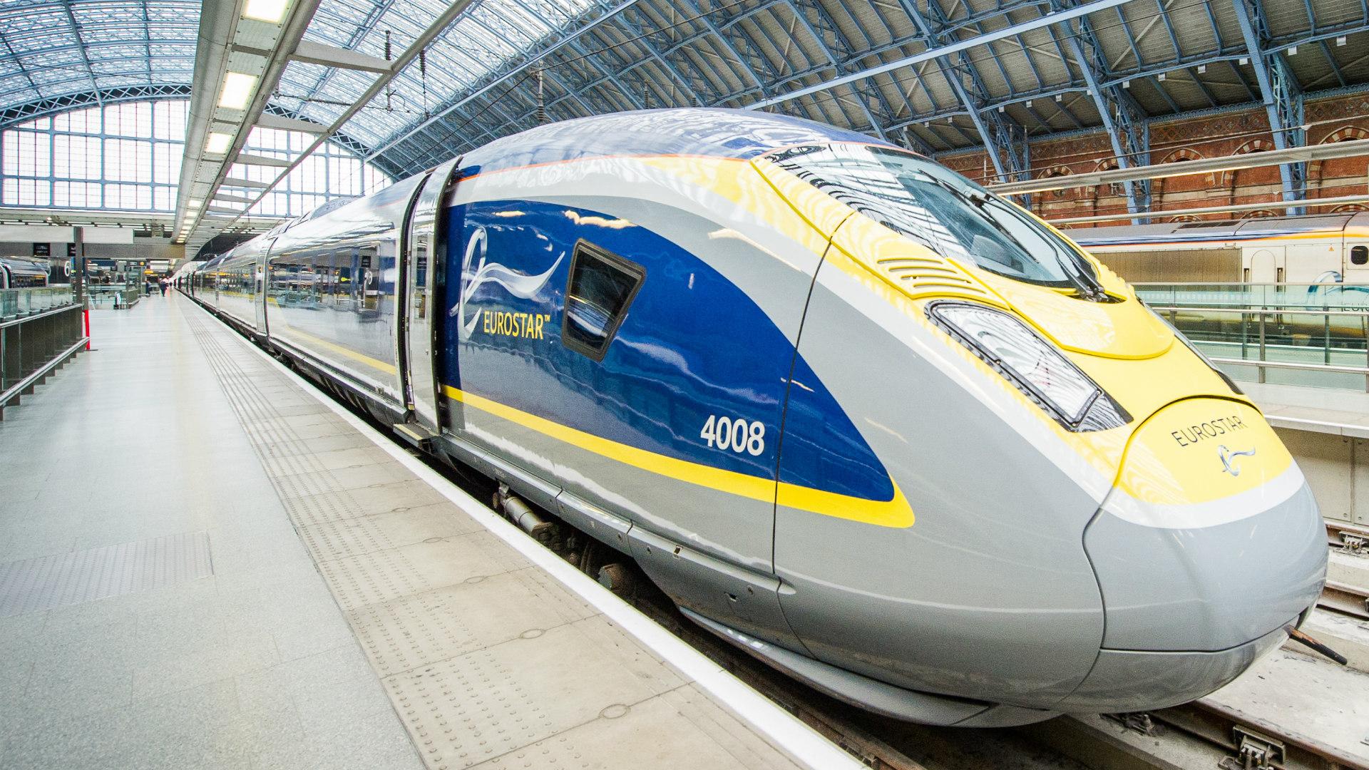 Shermans Travel Eurostar S New London To Amsterdam