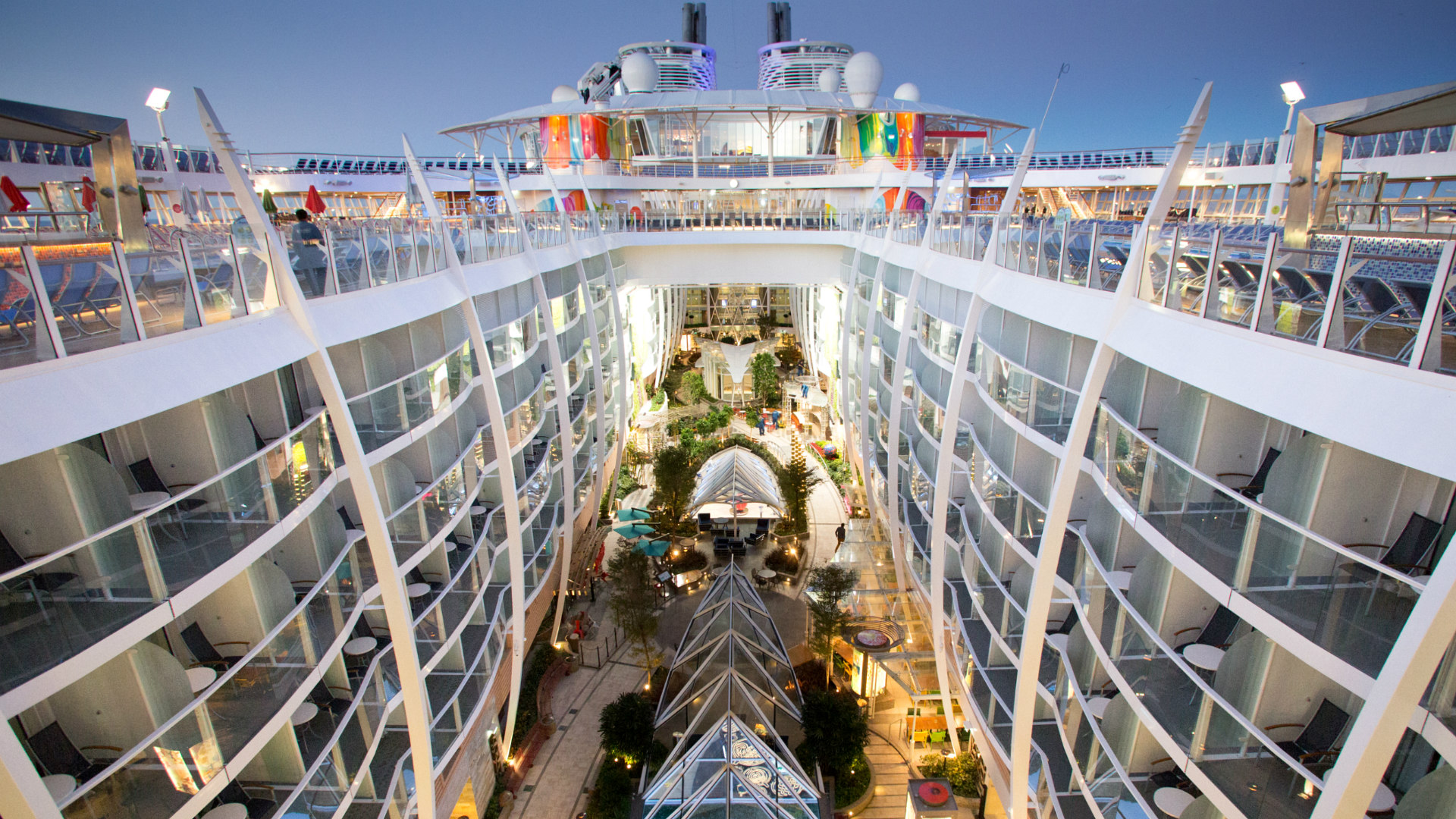 Shermans Travel Symphony Of The Seas How To Get A Deal