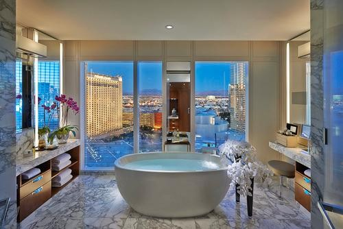 The Suite Life 48 OvertheTop Las Vegas Hotel Suites Enchanting Mandalay Bay Extra Bedroom Suite