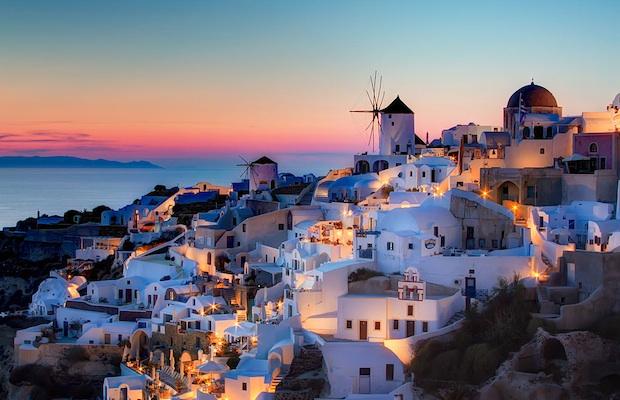 Slideshow: Beautiful Santorini