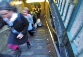 10 Worst Habits of New York City Visitors