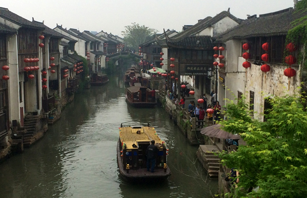Photo Tour: A Perfect Day in Suzhou, China
