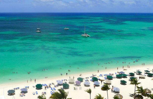 Beach-of-the-Month Club: Book 12 Fully Planned Caribbean Vacations at Once