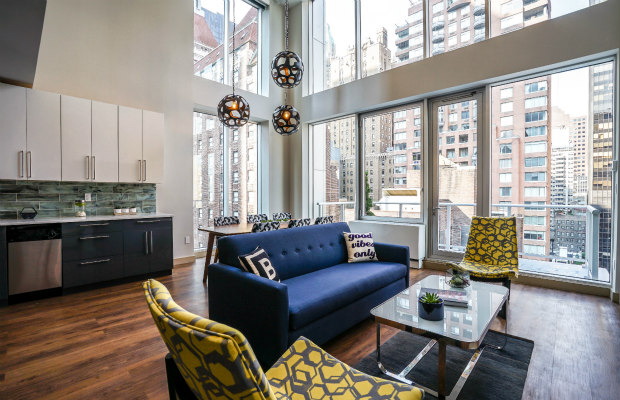 Deal Alert: Up to 50% Off a NYC Penthouse Suite