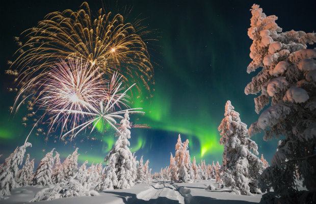 Deal Alert: Celebrate New Year's in Scandinavia Twice in One Night