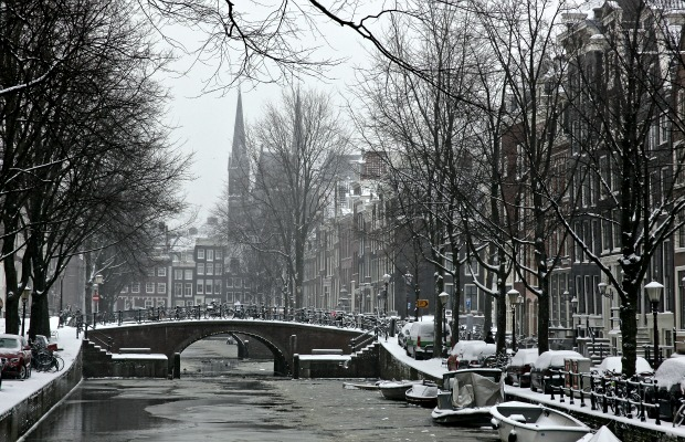 How To: Get Cozy This Winter in Amsterdam