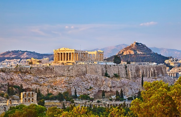 Book Today Only: Fly Round-Trip to Athens for $360-$440