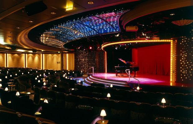 Cruise News: A Luxury Cruise Line Brings Broadway Onboard