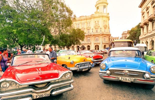 Jim's Journal: A Week in Havana, Cuba
