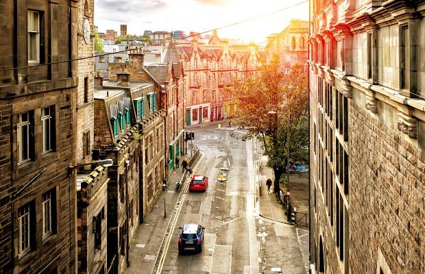Cheap Car Rentals In Edinburgh Scotland