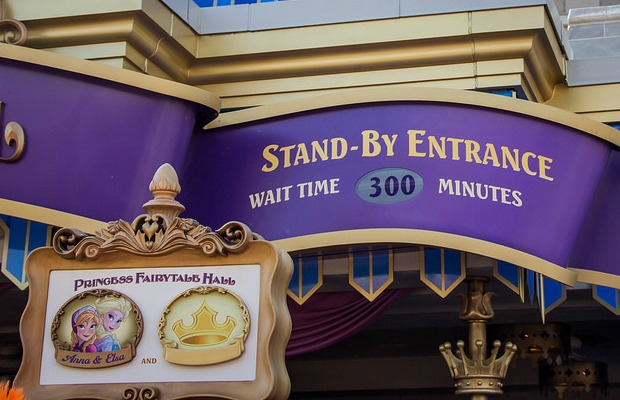 Image result for disney wait times