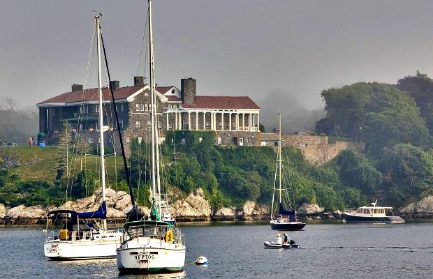 Eat, Sleep, Play: Newport, Rhode Island