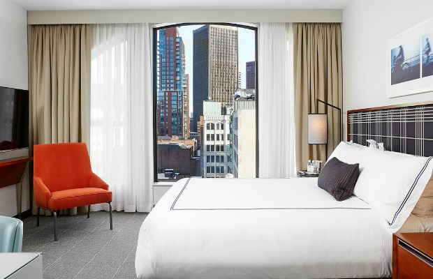 Smart Stay: Godfrey Hotel Boston