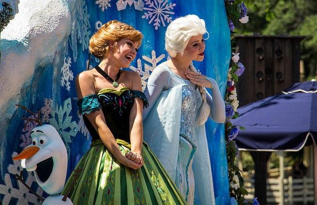 """Disney's """"Frozen"""" Inspires Travel Offerings in the Parks, at Sea, and Abroad"""