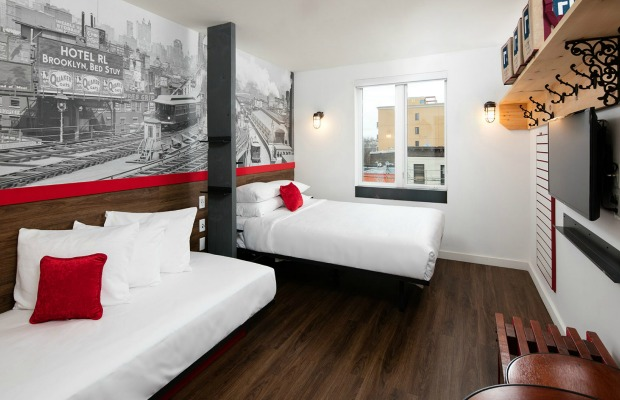 Deal Alert: Affordable New Hotel in Brooklyn