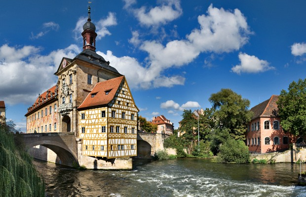 Jim's Journal: Exploring 2 German Medieval Towns
