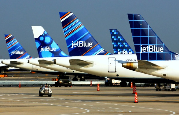 JetBlue Becomes the Only U.S. Airline With Free WiFi