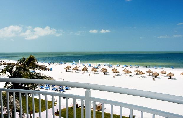 Checking In: Marco Island Marriott Beach Resort