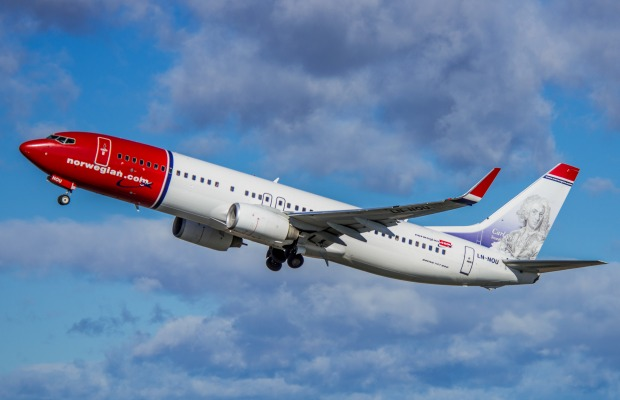 Norwegian Air's Holiday Sale: Caribbean Flights from $49; Europe from $99