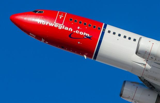 Norwegian's Low-Cost Flights Coming to Vegas, Boston