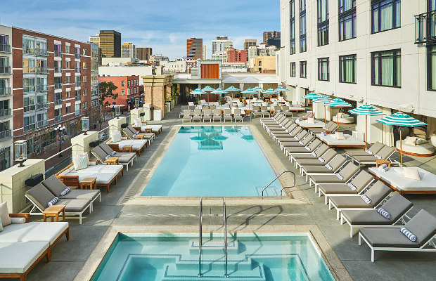 Smart Stay: The Pendry San Diego