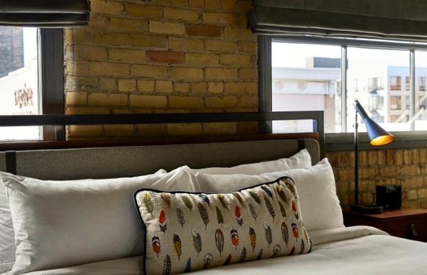 Checking In: Hewing Hotel, Minneapolis