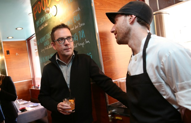 Q&A: Ted Allen from Chopped Talks In-Flight Magazines, Mexico, and Airport Food