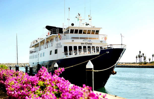 Taking an Un-Cruise in Baja California