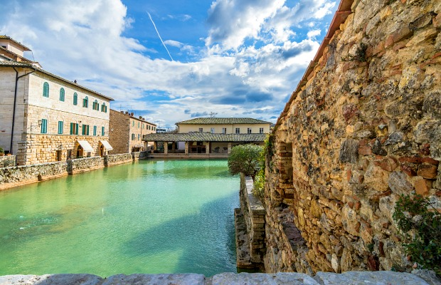 Tuscany: What to Do in Bagno Vignoni