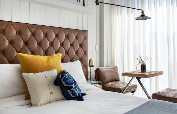 Smart Stay: The Williamsburg Hotel