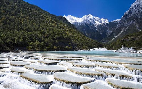 Inspired Travel: Baishui River in China