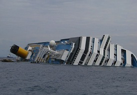 Making Cruises Safer After the Costa Concordia Disaster