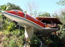Stay in a Boeing 727 Suite