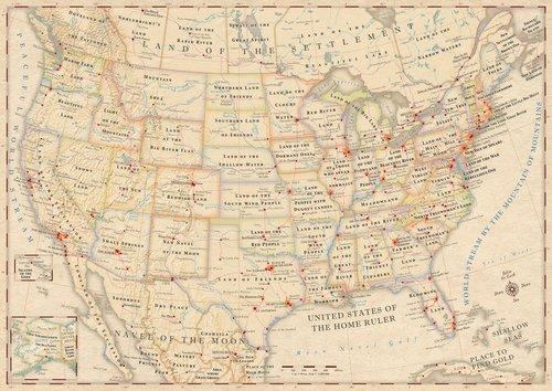 What Does Your State's Name Really Mean?