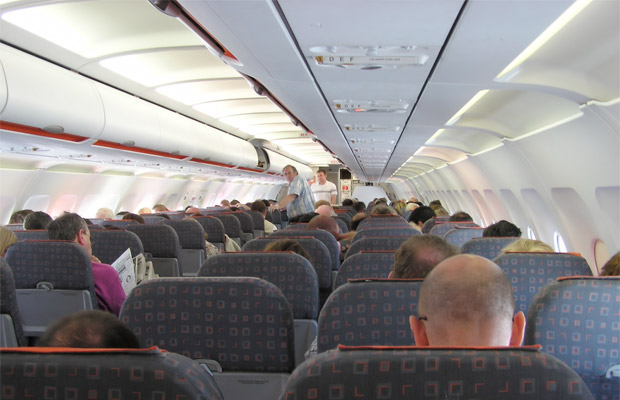 Travel How-To: Secure a Row of Three Airline Seats