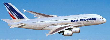 Air France Brings A380 to Transatlantic Market