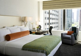 $175: 4-Star Chicago Hotel w/Extras in Summer
