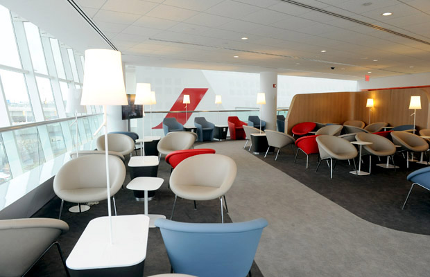 Why We Love JFK's New Air France Lounge