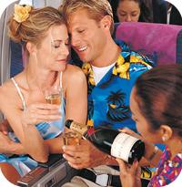 Air Jamaica Puts a Cork in Champagne Service