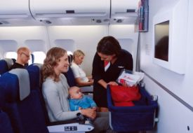Airlines That Offer Hotel-Like Perks to Family Travelers