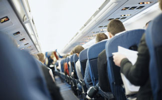 Five Reasons Why I Hate Flying With People