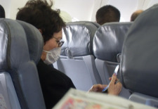Airplane Cabins Possibly Cleaner Than Office Buildings