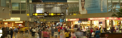 Top 10 Airports for Shopping