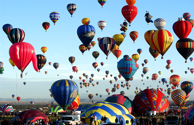 8 Things You Need to Know About Hot Air Balloon Rides