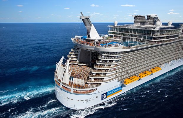 QA Allure Of The Seas Cruise Director Ken Rush - Allure cruise ship