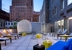 Aloft Hotel Debuts in Brooklyn: Comfort Meets Retro