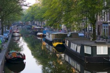 Five Days in Amsterdam