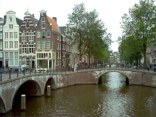 Fly to Amsterdam from Orlando from $256 (O/W)