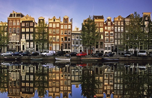 The Four-Hour Layover: Amsterdam
