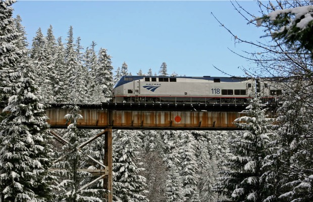 Ride the Rails: Our Favorite Winter Train Trips
